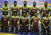 ایران تحرز مرکز الوصافة فی بطولة العالم بالمصارعة الحرة تحت 23 عاما