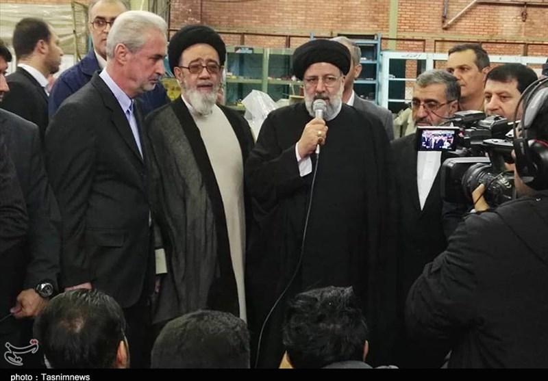 انتقاد رئیس قوه قضائیه از نحوه خصوصیسازی ماشینسازی تبریز / اصل واگذاری صحیح نبود