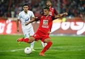 Persepolis, Sepahan Held in Iran Professional League