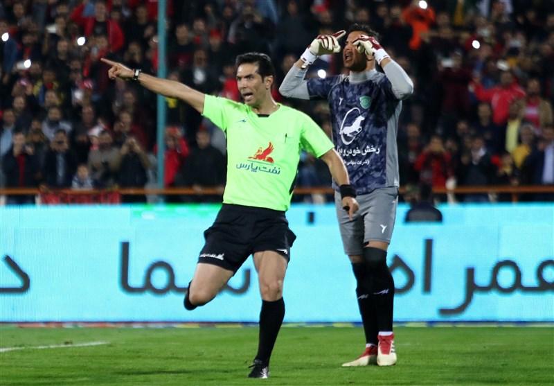 Ali Safaei to Officiate Iran's Super Cup