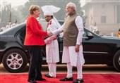 سفر مرکل به هند با هدف تعمیق مناسبات تجاری و اقتصادی