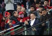 انصاریفرد: هیچ توصیه یا فشاری برای پیوستن گلمحمدی به پرسپولیس نبود/ پس از نقلوانتقالات درباره پیشنهاد برانکو صحبت میکنیم