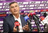 کرمان| جلالی: هواداران گلگهر حوصله به خرج دهند تیم ما بهتر میشود/ بازیکنانم مرا به آینده امیدوار کردند
