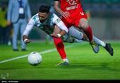 لیگ برتر فوتبال| برتری ذوبآهن مقابل فولاد خوزستان در نیمه اول