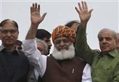 فضل الرحمان رئیس شورای احزاب اپوزیسیون پاکستان شد