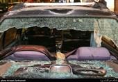 تهران| دستگیری 3 شروری که 15 خودرو را تخریب کردند