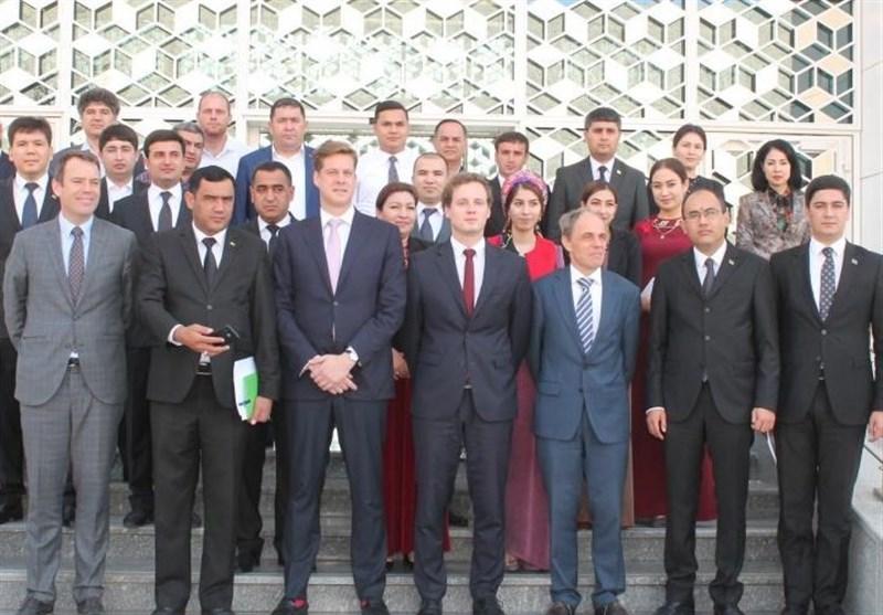 علاقه سازمان امنیت و همکاری اروپا برای همکاری در خزر