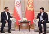 جهانگیری: ایران علاقمند به توسعه روابط با قرقیزستان است