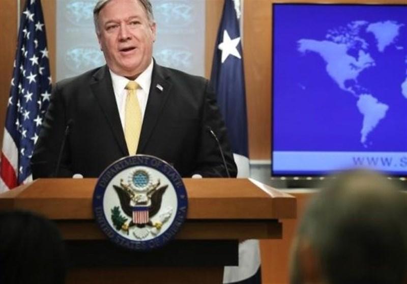 سخنان روحانی بهانه اتهامات جدید پامپئو علیه ایران