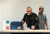 حمیدرضا آذرنگ دبیر جشنواره ملی تئاتر فتح خرمشهر