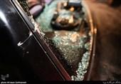 بازداشت عوامل تخریب 11 خودرو در محله مسعودیه