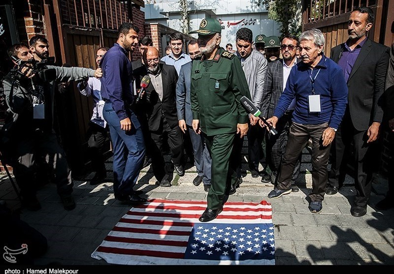 US 'Political Philosophy' Has Failed, IRGC Chief Says