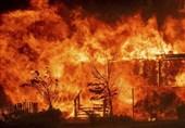 """""""جهنم کالیفرنیا"""" مرگ و مفقودی 700 آمریکایی را رقم زد + فیلم و تصاویر"""