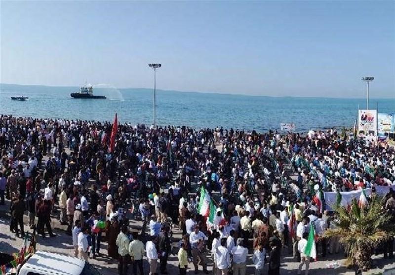 راهپیمایی 13 آبان در شهرهای 40 گانه استان بوشهر برگزار میشود