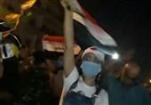 عراق/ ادامه اعتراضات در بغداد/ سرنخهای خارجی در تظاهرات