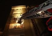 حبس 20 نفر به خاطر آتشسوزی L90 در سعادتآباد + تصاویر