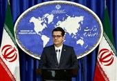 Spokesman Advises US to Stop Its 'Ineffective' Bans on Iran