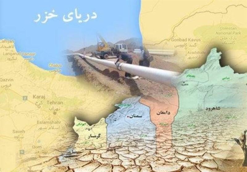 هشدار یک حزب اصلاحطلب نسبت به طرح انتقال آب دریای خزر به کویر مرکزی
