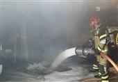 تهران| نجات 2 کودک و یک زن جوان از میان آتش + تصاویر