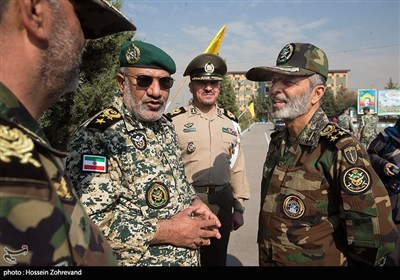 Iran's Army Rapid Reaction Units