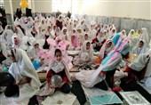 جشن تکلیف دانشآموزان در شهر سیلزده پلدختر برگزار شد