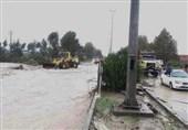 وقوع سیلابهای ناگهانی در گلستان/اوج بارشها در روز چهارشنبه