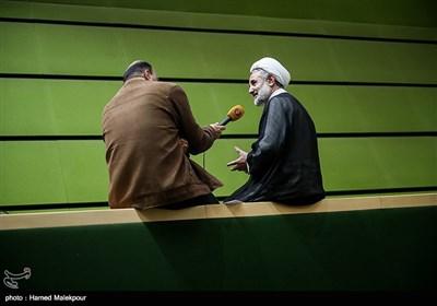 حجتالاسلام مجتبی ذوالنور رئیس کمیسیون امنیت ملی و سیاست خارجی مجلس شورای اسلامی