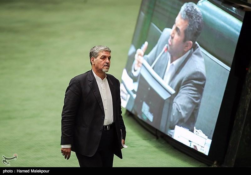 مصطفی کواکبیان در جلسه علنی مجلس شورای اسلامی