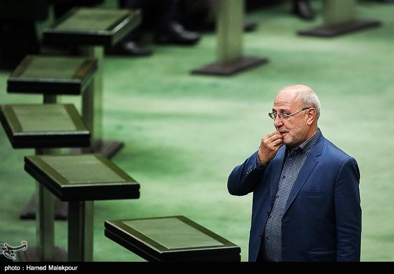 حسینعلی حاجی دلیگانی در جلسه علنی مجلس شورای اسلامی