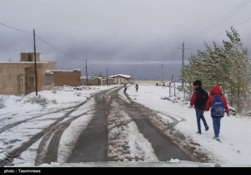 هواشناسی|پیشبینی برف، باران و کاهش 12 درجهای دما از عصر امروز در اکثر مناطق کشور