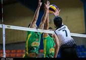 لیگ برتر والیبال| کار شهداب و هراز به بازی سوم کشید/ یزدیها فاتح ماراتن والیبال