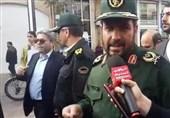 فرمانده سپاه زنجان: با ایستادگی ملت، امروز مقتدرترین کشور دنیا هستیم+فیلم