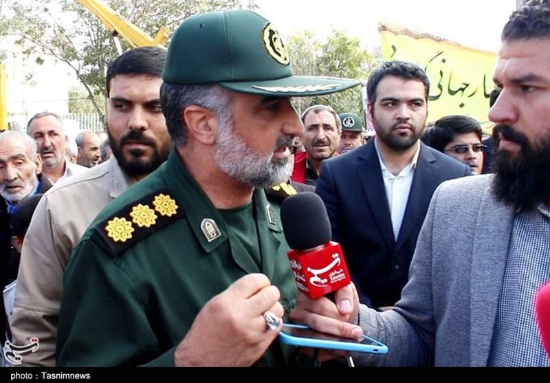 بجنورد| استکبار جهانی باید در برابر ملت ایران سر تعظیم فرود بیاورد