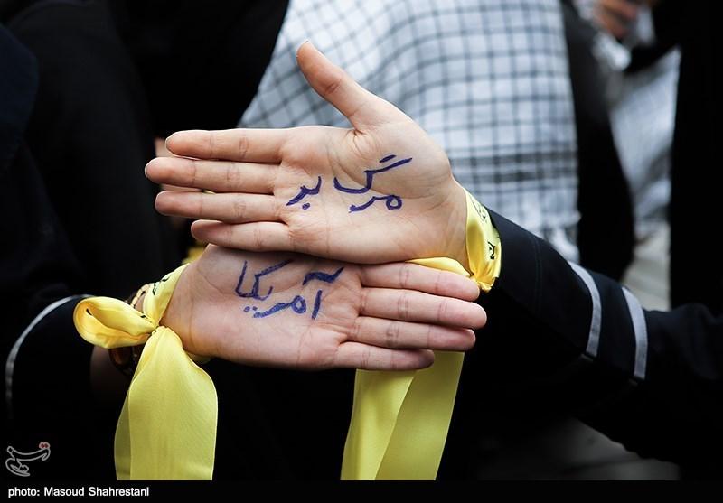 تهران| سیاست ایران سیاست آشتیناپذیری با آمریکا است