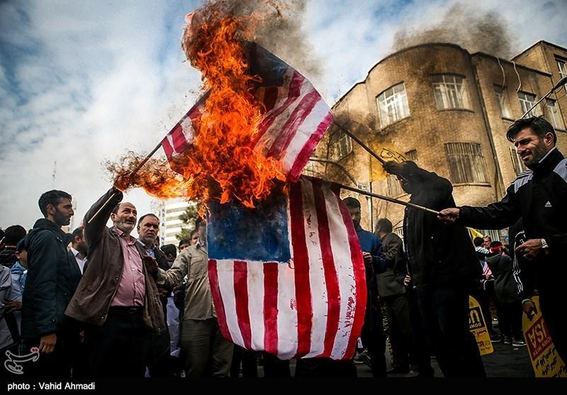 یاسوج| ملت ایران هرگز زیر بار ننگ مذاکره با آمریکا نمیرود