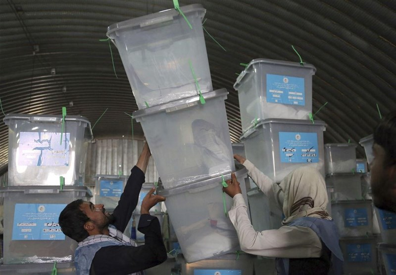 Afghanistan: Result for Presidential Polls in the Cards