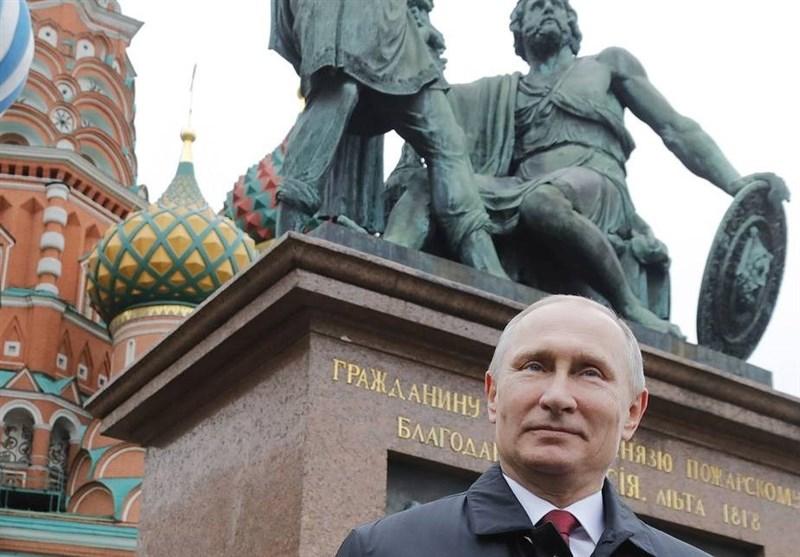 کشور روسیه , ولادیمیر پوتین ,