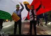 حال و هوای 13 آبان 98 بجنورد به روایت تصاویر