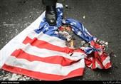 حضور باشکوه نسل چهارم و پنجم انقلاب در راهپیمایی 13 آبان / پاسخ دندانشکن ملت ایران به یاوهگوییهای سران کاخ سفید + تصاویر