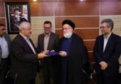 تودیع و معارفه مدیرکل بنیاد شهید تهران برگزار شد