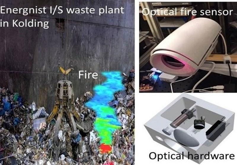 تشخیص آتشسوزی پیش از شعلهور شدن ممکن شد!