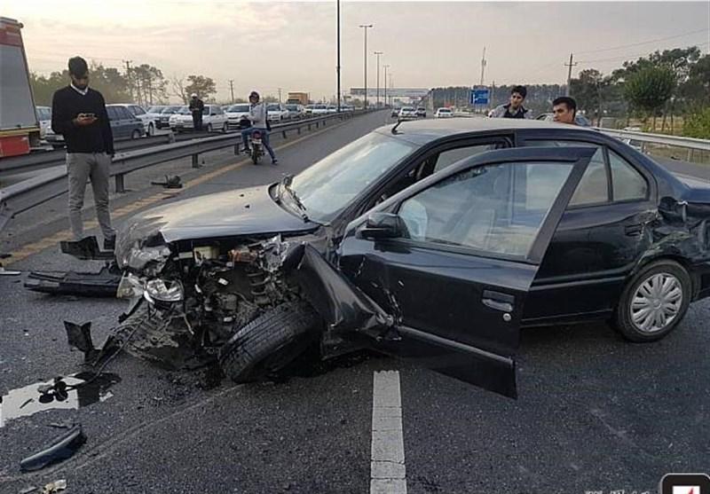 ۹۵۳کشته و۱۶۶۸۱ زخمی ظرف ۸ ماه در جاده های فارس