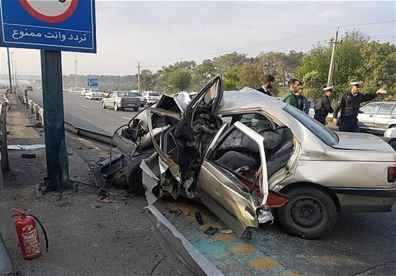 5 کشته و 3 مصدوم در جاده مرگ رامشیر ـ ماهشهر