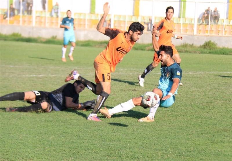 لیگ دسته اول فوتبال| تقابل صدرنشینان با گیلانیها