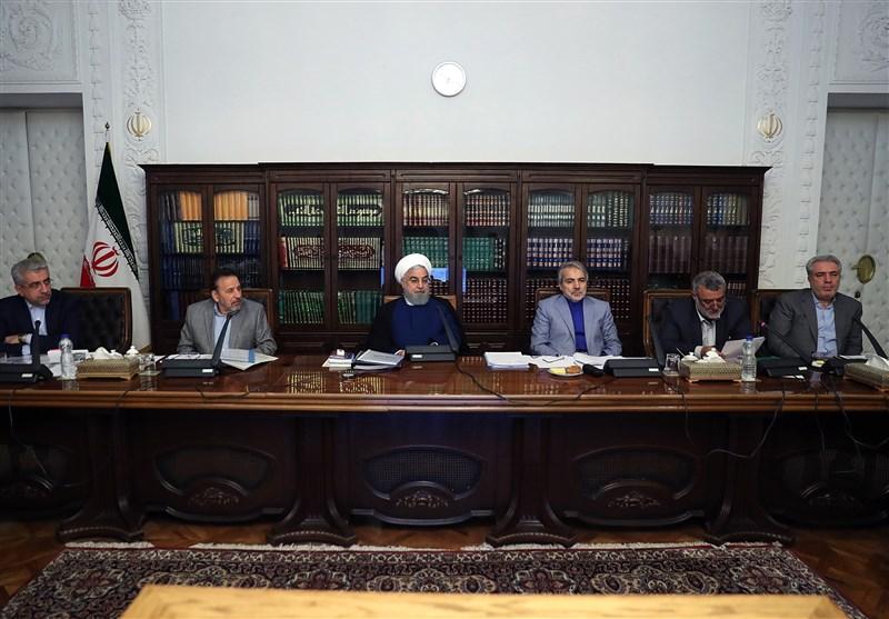 برگزاری جلسه هماهنگی سفر کاروان تدبیر و امید به استانهای یزد و کرمان با حضور روحانی