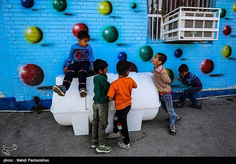 برنامه مشترک یونیسف و مرجع ملی حقوق کودک برای ارتقای رفاه کودکان در ایران