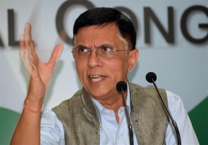 حزب کانگریس: لغو قانون 370 توسط دولت هند برای سرپوش گذاشتن بر مشکلات اقتصادی است