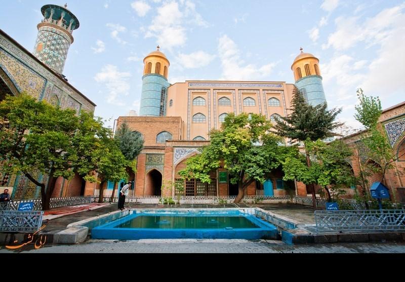 بالصور.. مسجد جامع سنندج
