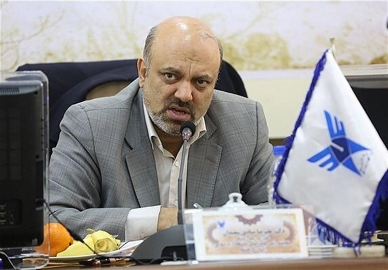 مشاور امور مجلس رئیس هیئت امنای دانشگاه آزاد منصوب شد