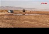 کشته شدن 3 نیروی ارتش سوریه در کمین داعش